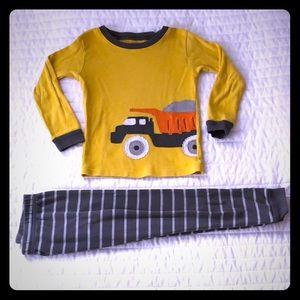 Carter's 2-Piece Snug Fit Construction Pajamas